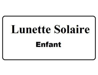 SOLAIRE ENFANT