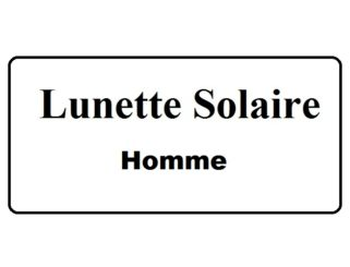 SOLAIRE HOMME