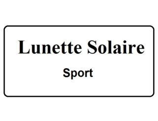 lunette Sport
